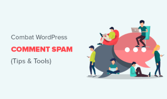 comentarios spam wordpress