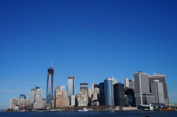 ニューヨークに行く!