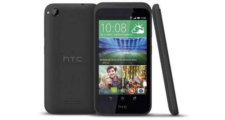 HTC Desire 320: ecco il nuovo smartphone economico di HTC