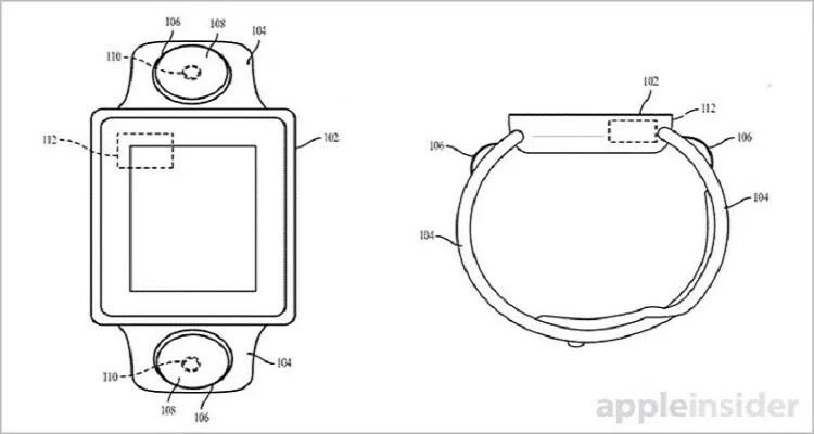 Un Apple Watch con la fotocamera? Ecco il brevetto!