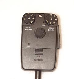 workman dm1000 powered tornado echo mic for cb ham amateur radio 4 pin superstar ebay [ 1024 x 1344 Pixel ]