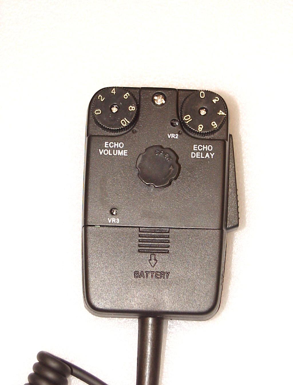hight resolution of workman dm1000 powered tornado echo mic for cb ham amateur radio 4 pin superstar ebay