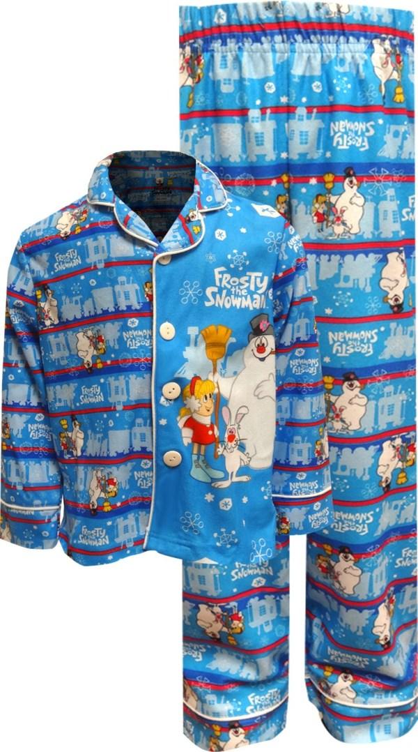 Boys And Toddler Christmas Pajamas Robes Slippers