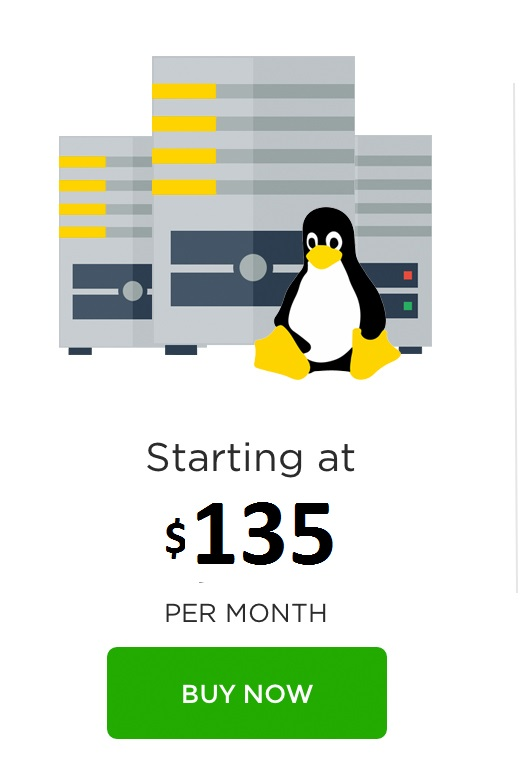 Buy Linux India Dedicated Servers @ 10% Discount today - Starts at $ 135 for a limited period. Hurry!