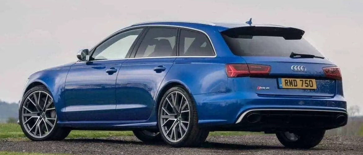 Audi RS6 Trade Buyers Guide Part 4 Interior & Exterior Options
