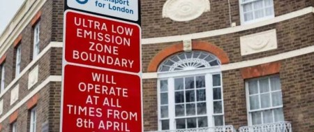 Here's a guide to the new charges for London's upcoming low emissions  Zone.