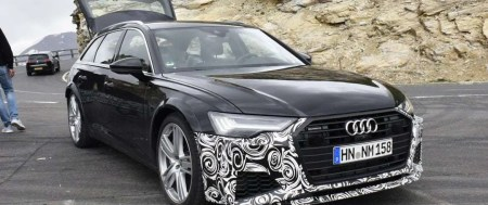 New Model Audi RS6 Gets Massive Power Hike Courtesy Of Porsche