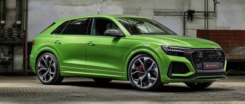 Audi RSQ8 Goes Head to Head with Lamborghini Urus