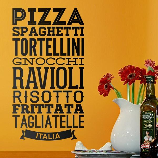 Gastronomie Italiens  WebWandtattoocom