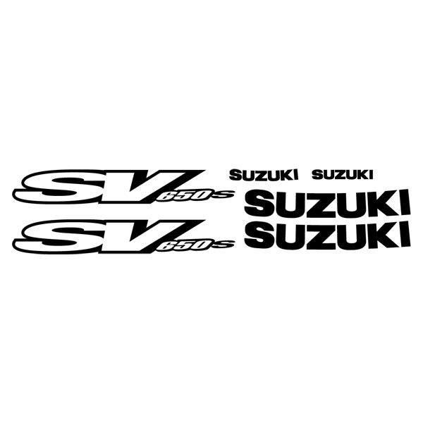 Aufkleber Suzuki