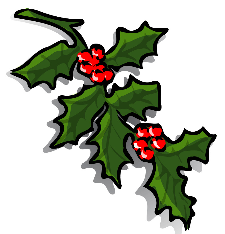 Image result for animated gif christmas holly berry