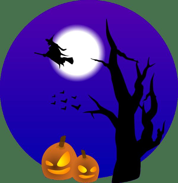 halloween clipart - free fun cute