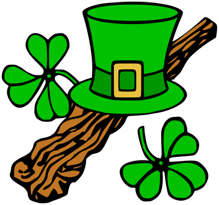 Hat and Shillelagh