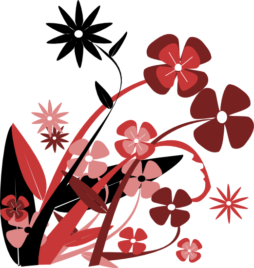 free flower clipart and