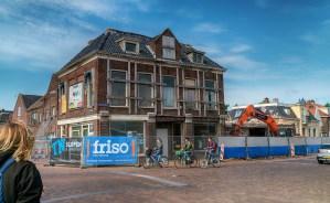 Huis op de hoek. Fotografie: Jan Bensliman | webwerkt.nl