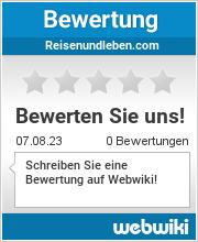 Bewertungen zu reisenundleben.com