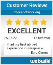 Reviews of imecenetwork.org