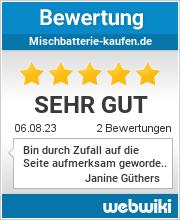 Bewertungen zu mischbatterie-kaufen.de