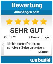 Bewertungen zu autopflegen.com