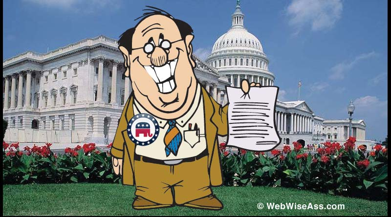 Blip from the Past: GOP desperate for midterm victory, retool Contract With America
