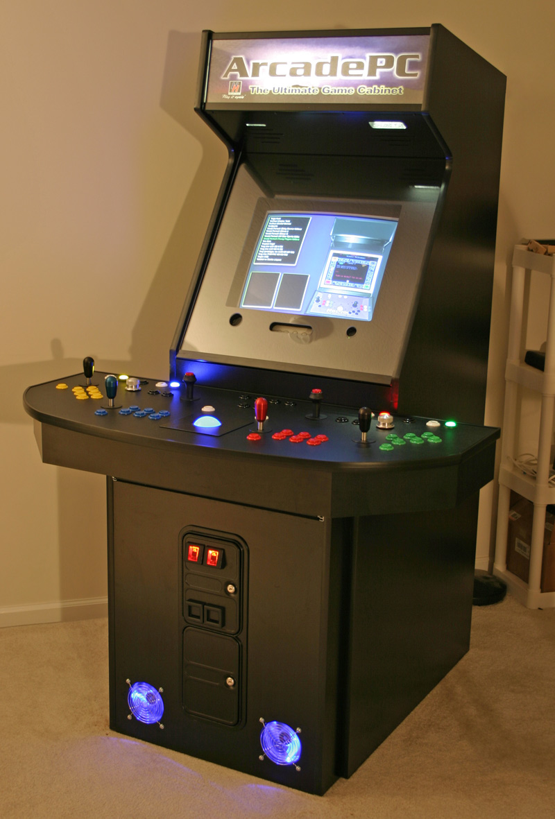 How much more  does it take to build a 4 player Cabinet