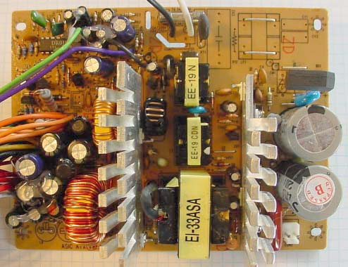 200x Wiring Diagram 400 Watt Modified Pc Power Supply