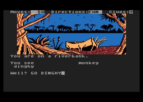 Versión Atari 8 Bit