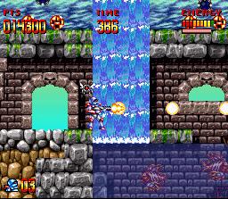 Super Nintendo (Super Turrican)