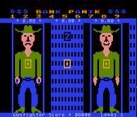 Atari 800XL (Bank Panic)