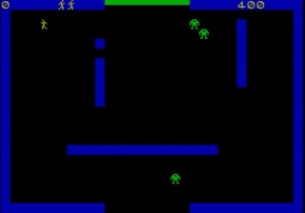 ZX Spectrum (Berzerk)