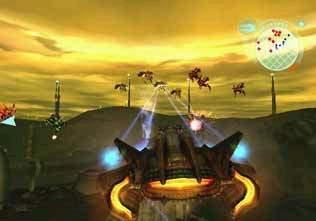 Playstation 2 (Defender 3D)
