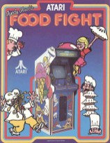 Food Fight (Arcade)