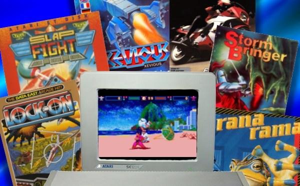 30 Años de Atari ST: Conversiones a Cascoporro