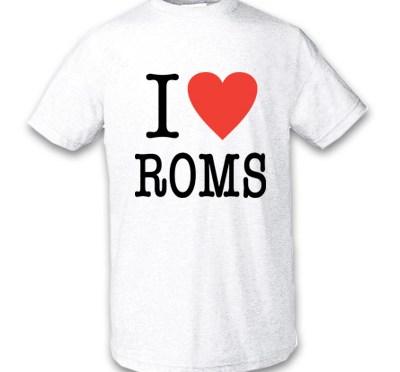 I Love ROMS