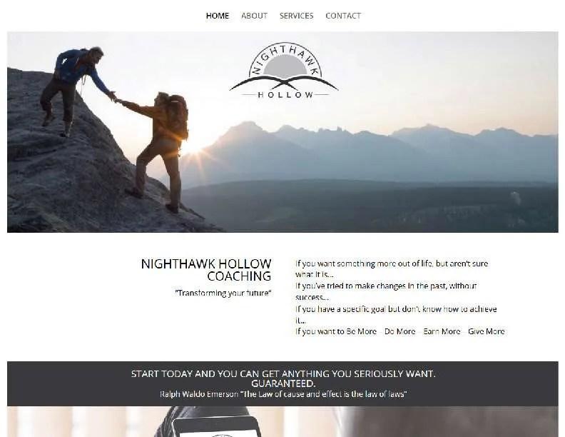 nighthawk hollow website