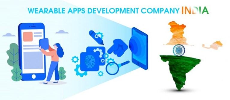 Wearable Apps Development Company India
