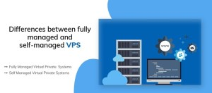 fully managed and self-managed VPS