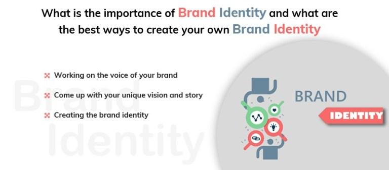importance of brand identity