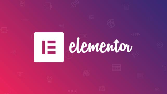 Elementor - WordPress website building plugin