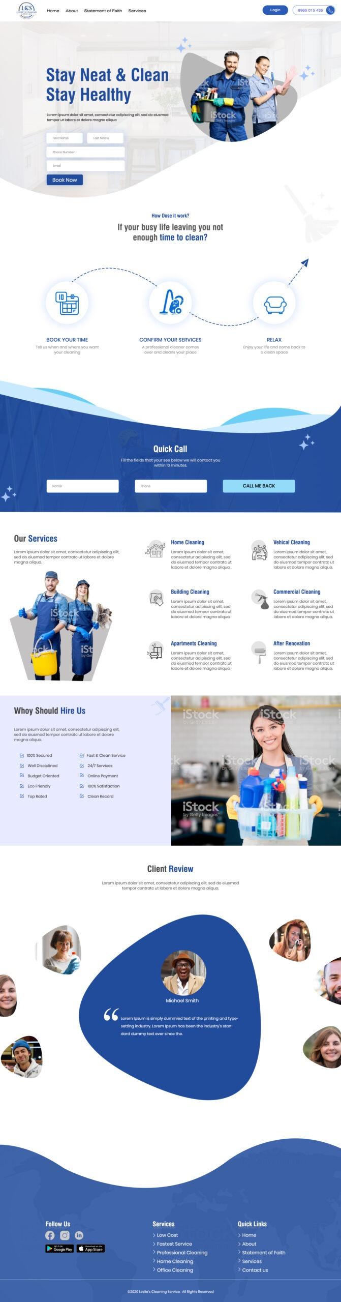 LCS website