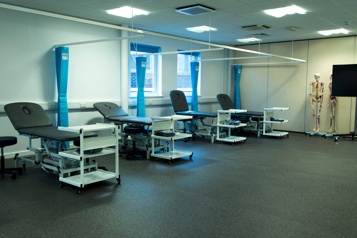 Southampton Solent University - Refurbishment of Specialist Teaching
