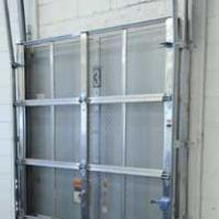 Expanded Metal Security Door | W.E. Carlson Corporation