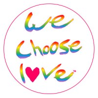 We Choose Love Logo