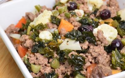 Grain-Free Homemade Dog Food Recipes