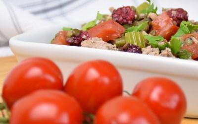 Human Grade Ingredients in Homemade Dog Food