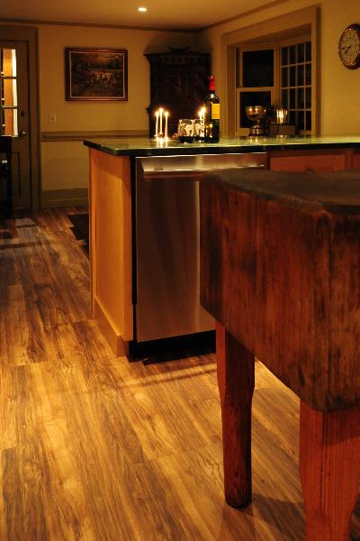 Serenity Floating Floors  WE Cork