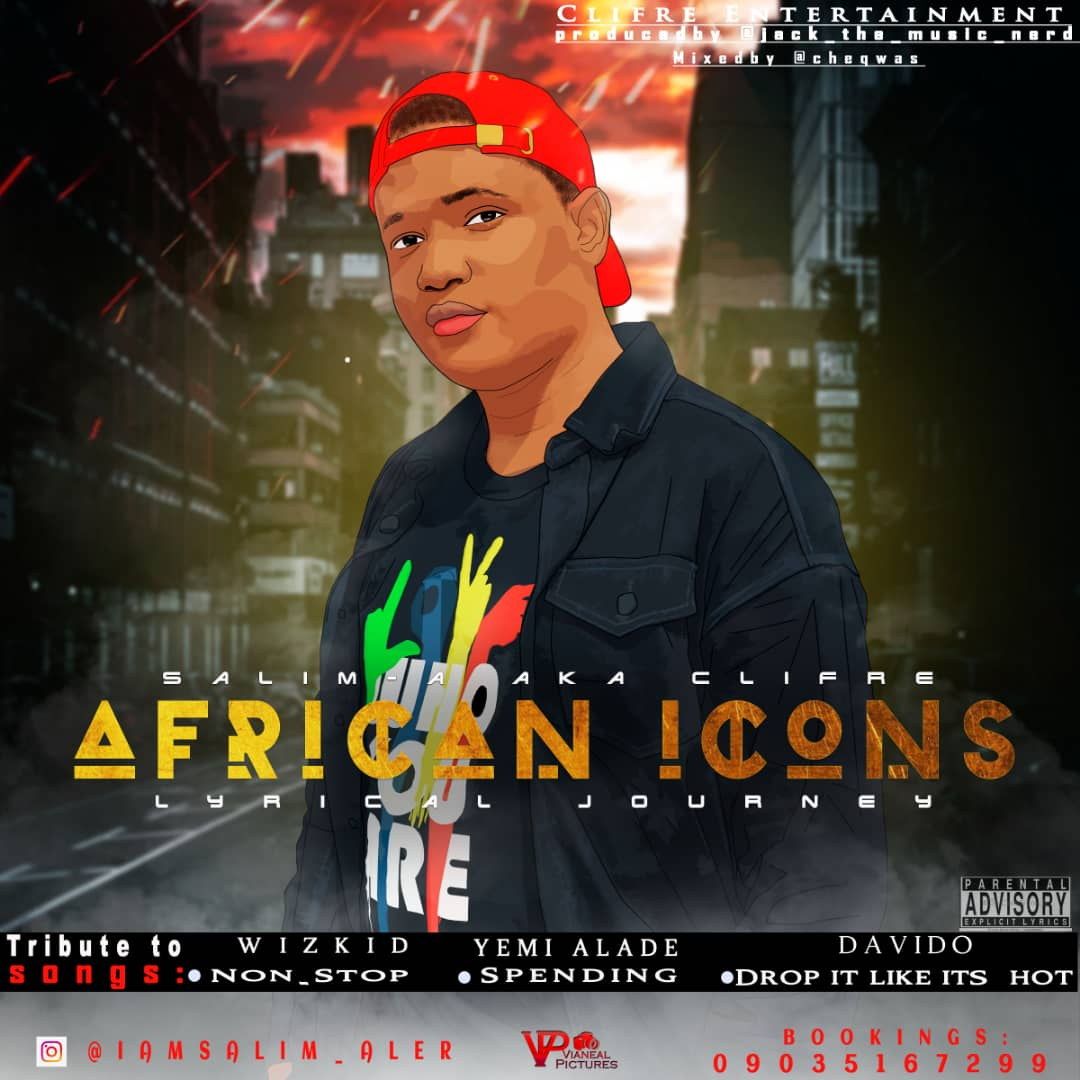Salim-A – African Icons Lyrical Journey [The Ep]