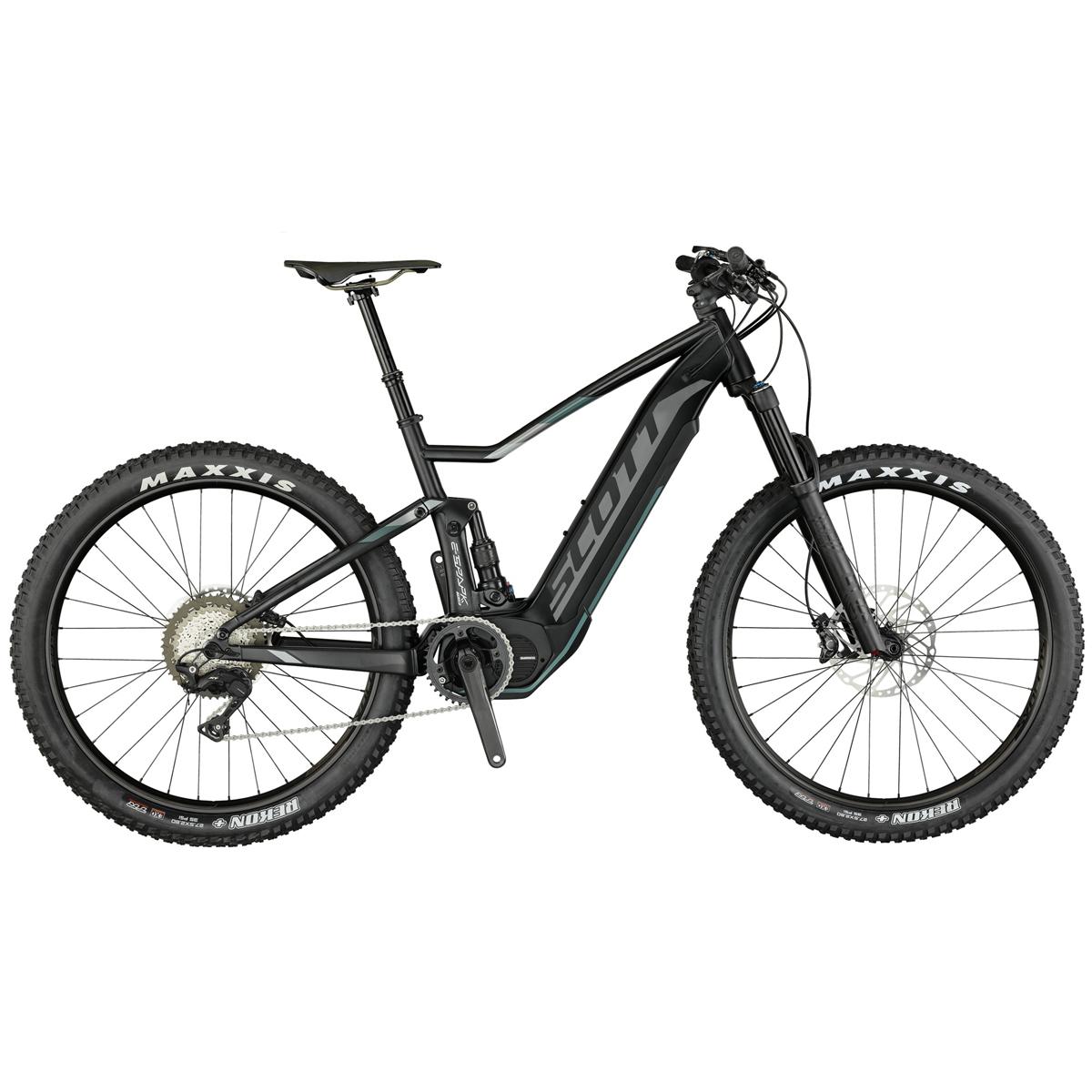 Scott E-Spark 710 Plus 27.5'' Pedelec E-Bike MTB schwarz