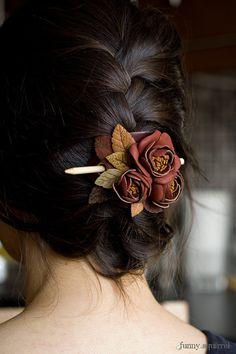 Hair accessory: Hair pin