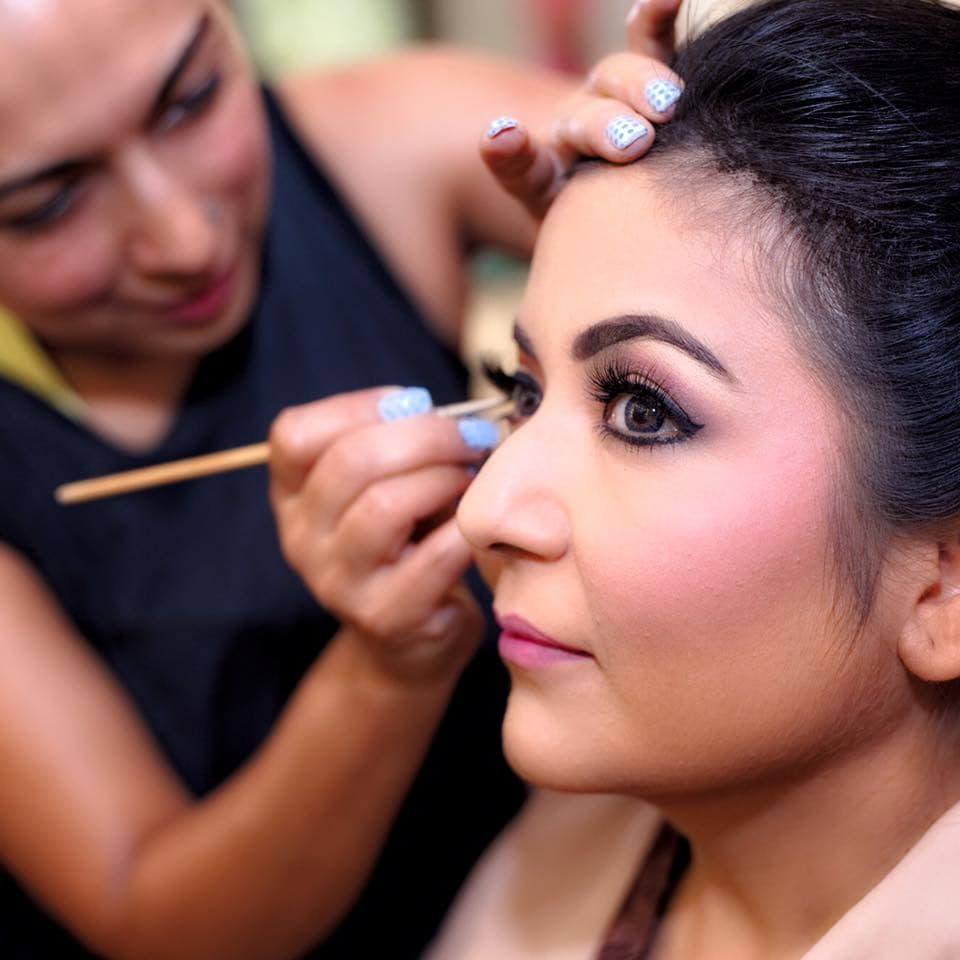 bridal makeup packages